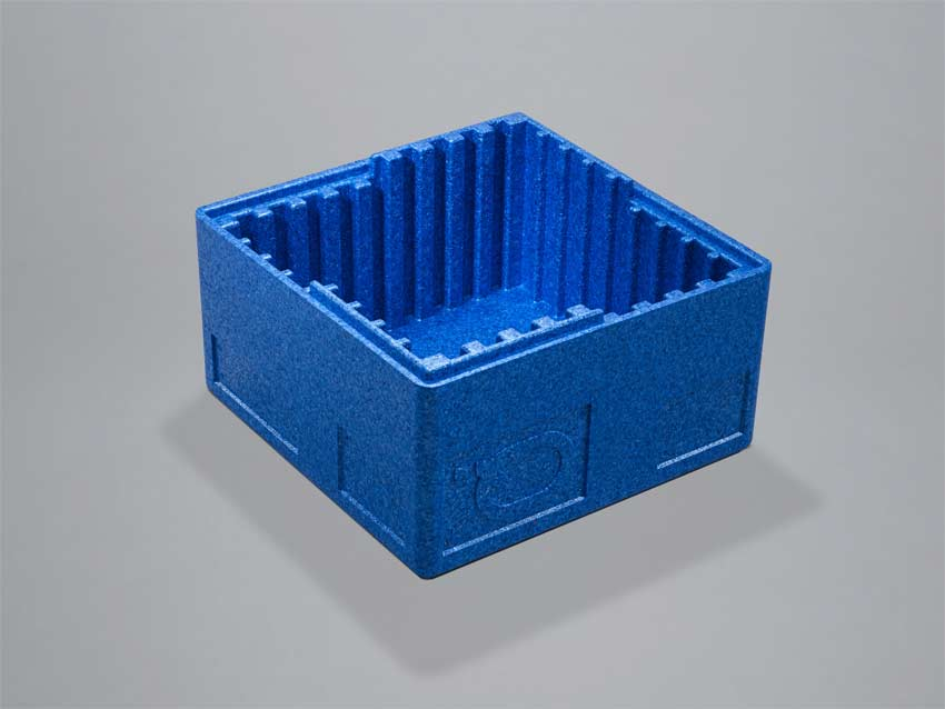 EPP Box in blau