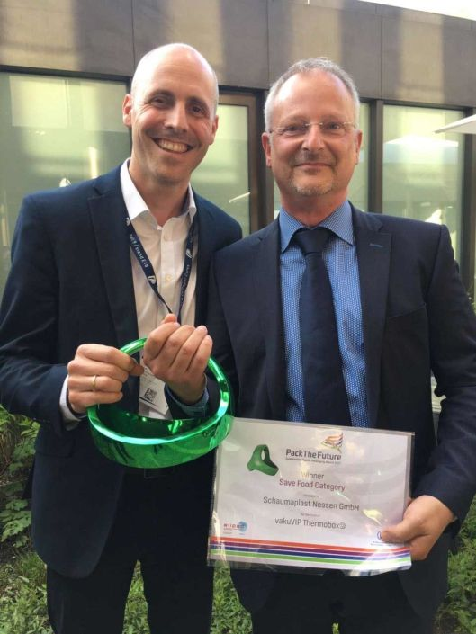 Schaumaplast wins Pack the Future Award 2017